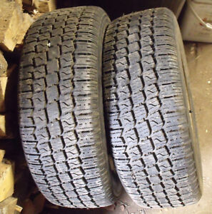 2 x P195/60R14 Winter King Winter Tires & Rims Kawartha Lakes Peterborough Area image 5