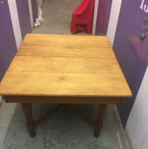Beautiful Large Solid Wood Table