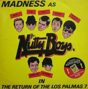 Madness-12-Vinyl-The-Return-Of-The-Los-Palmas-7-Stiff-BUYIT-108-UK-Ex-VG