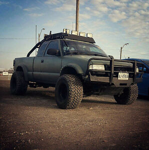 Lifted 4x4 Zr2