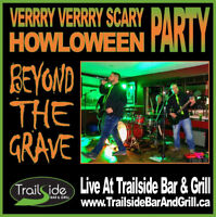 Halloween At Trailside - Beyond The Grave Live
