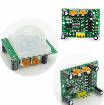 New Hc-sr501 Infrared Pir Motion Sensor Module For Arduino Raspberry Pi En