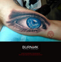 Burnink Tattoo service de tatouage et percage / tattoo Parlour
