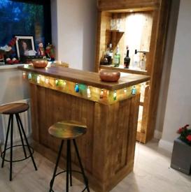 Home bar