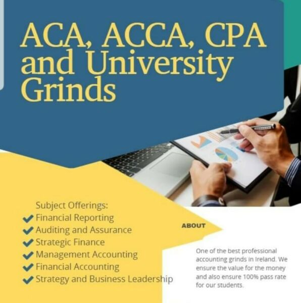 Help in Accountancy and Taxation Assignments
