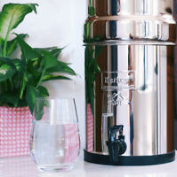 Fresh Drinking & Cooking Water All Day Long! Berkey Water Filter