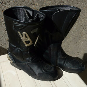 Sidi Motorcycle Boots Size 10