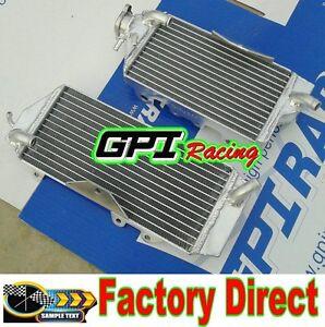 GPI Aluminum Radiator KAWASAKI KXF450 KXF 450 KX 450F 09 2009