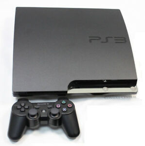 PS3 (Great Condition, No Problems) With 3 Games