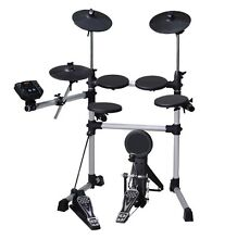 LEGACY - DD402 DIGITAL DRUMKIT WITH BASS PEDAL & RACK Mount Pleasant Melville Area Preview