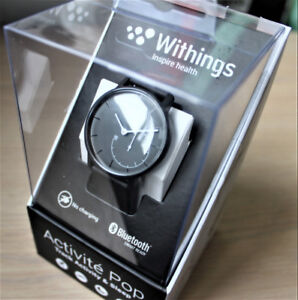New Withings Activite Pop Smart Watch Activity and Sleep Tracker
