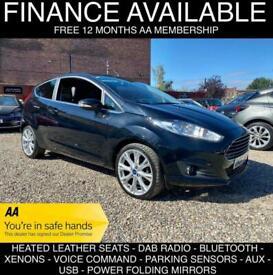 image for 2014 Ford Fiesta 1.0 EcoBoost Titanium X (s/s) 3dr Hatchback Petrol Manual