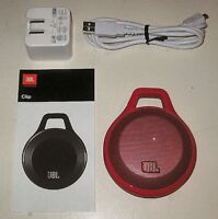 JBL CLIP Bluetooth Rechargeable Portable Wireless Speaker Phone
