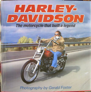 Harley-Davidson  The motorcycle that built a legend