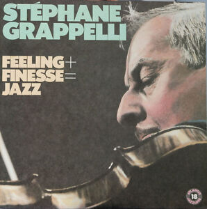 Stéphane Grappelli LP Vinyl Near-Mint