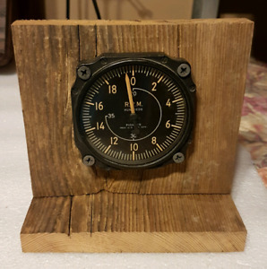 antique airplane cockpit gauge RPM...STILL AVAILABLE..BEST OFFER