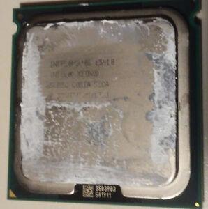 Intel Xeon E5410 CPU - 4-cores, 12MB cache, 2.33 Ghz