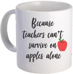 Personalized Coffee Mugs for Teachers