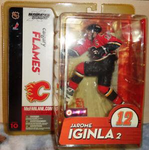 Jarome Iginla Hockey Player McFarlane NHL Figurine