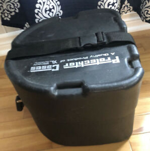 10 x 8 Hard Drum Case