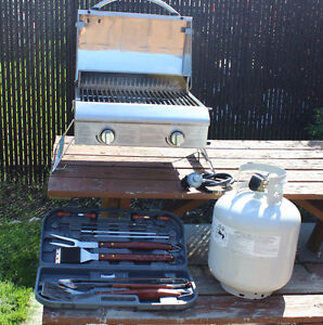Portable BBQ &BBQ accessories & Propane bottle