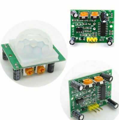 New Hc-sr501 Infrared Pir Motion Sensor Module For Arduino Raspberry Pi Ra