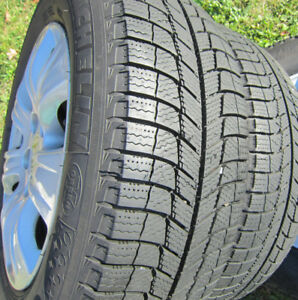 215/65/R16 *X-ICE *4WINTER Tires &*ALLOYRIMS *MICHELIN Xi3 *NEW!