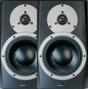 Dynaudio BM5A powered studio monitor pair in excellent condition