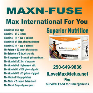 Need Sleep? Energy? Strength? Max Meetup Prince George British Columbia image 2