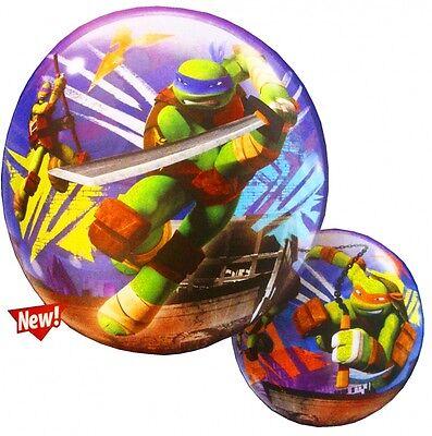 Bubble Ballon - Teenage Mutant Ninja Turtles -  Ø 56 cm NEU (Ninja Turtles Ballon)