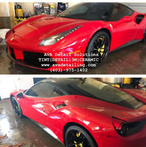 CERAMIC COATINGS-FULL CARS FROM $750-KEEP THAT SHINE FOREVER!