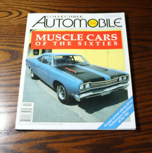 Collectible Automobile magazines - the full set from 1995