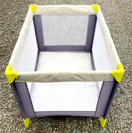 Cuggl Travel Cot and Playpen