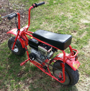 Dirt Bug mini bike. Brand new 6.5 HP engine and brand new clutch Peterborough Peterborough Area image 4