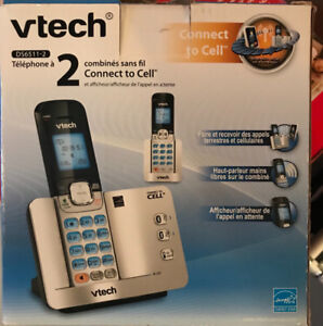 vtech ds6511-2 Connect to cell