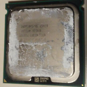 Intel Xeon E5410 CPU (4-cores, 12MB cache, 2.33 Ghz)