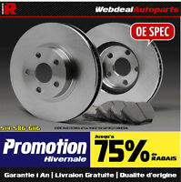 WOW !!! ★ BRAKE PADS AND ROTORS ON CLEARANCE ★ Reduced to $88