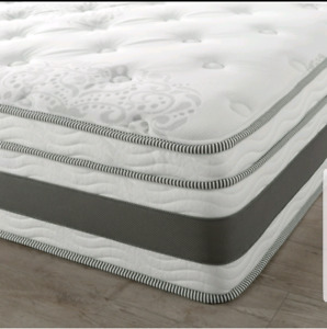 BAMBOO MATTRESS SALE!!  FREE DEL& BAMBOO PILLOW MADE IN CANADA