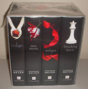 Brand New Twilight Saga Collection Hard Cover Novels