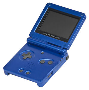 Looking for a gameboy advance sp