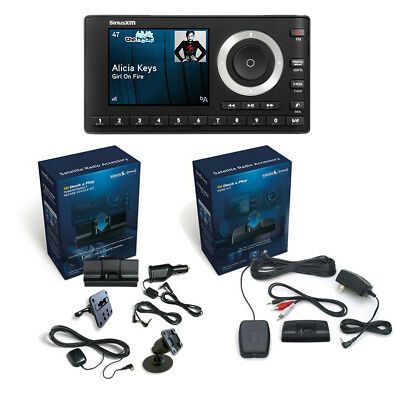 OnyX Plus SiriusXM Radio Receiver with Car Kit and Home Kit