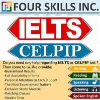 IELTS School: Four Skills