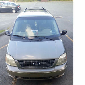 2004 Ford Freestar Familiale