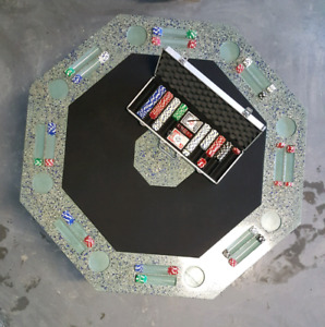 One of a kind poker table