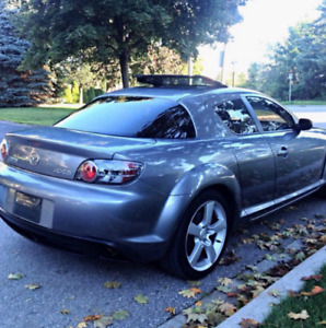 2004 Mazda rx8 6 speed