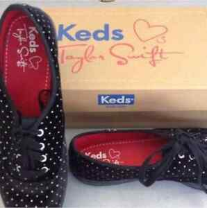 Brand new Taylor Swift edition Keds