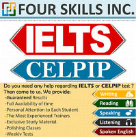 IELTS School in Edmonton: Four SKills