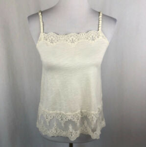 American Eagle Outfitters Lace Tank