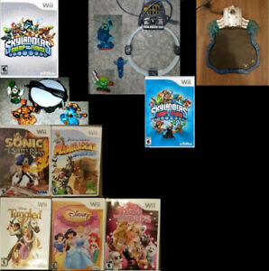 Wii Games for sale (Various Prices)