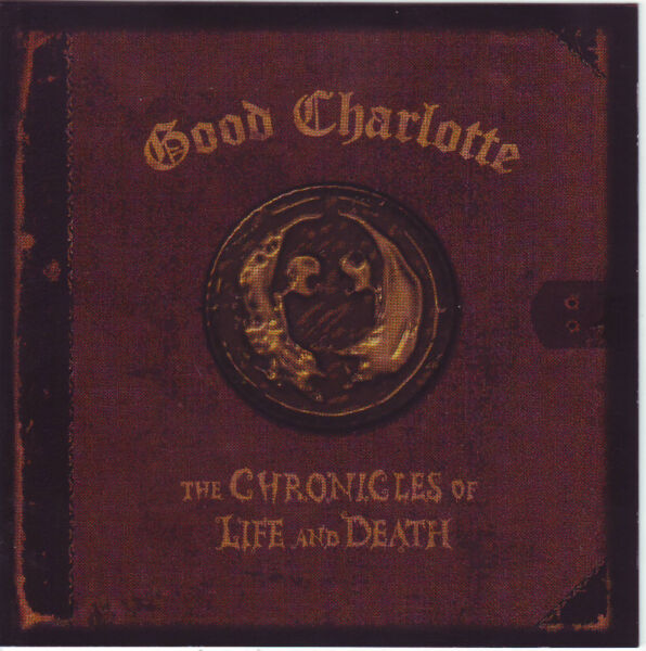Good Charlotte - The Chronicles Of Life And Death (CD) R90 negotiable
